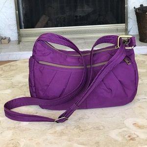 Travelon Anti-Theft Hobo Bag